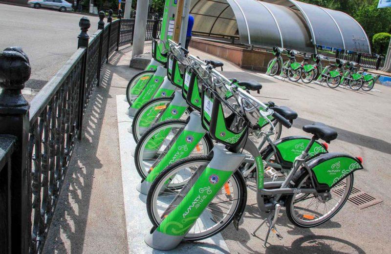 Велосипедный Алматы